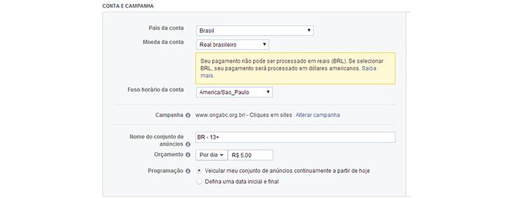 Conta-e-Campanha-Facebook-ADS
