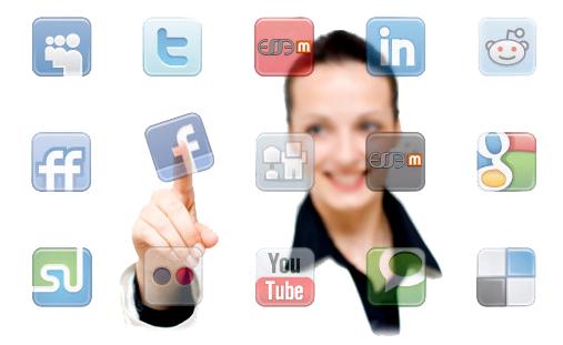 Agencia de Marketing Digital Gerenciamento de redes sociais