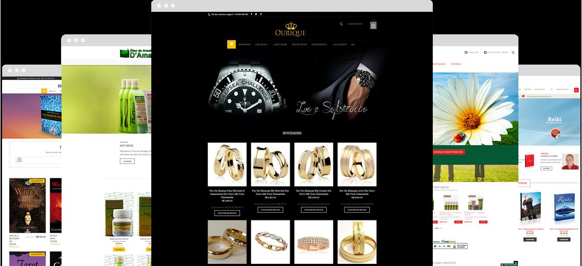 Agencia de Marketing Digital em Sp Criação de Loja Virtual