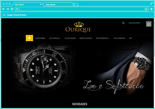 Agencia de Marketing Digital em Sp Criação de Loja Virtual Ourique
