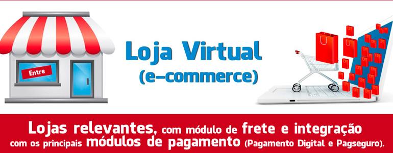 Agencia de Marketing Digital Criação de Loja Virtual