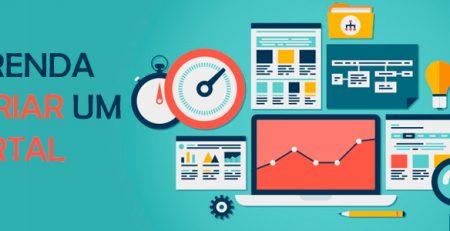 Agencia de Marketing Digital Criação de Site