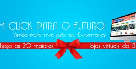 a seguir, nós relacionamos as 20 lojas virtuais mais poderosas do Brasil conforme o Ranking SBVC produzido pela Sociedade Brasileira de Varejo e Consumo. Confira: