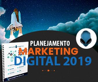 Planejamento de marketing digital para 2019