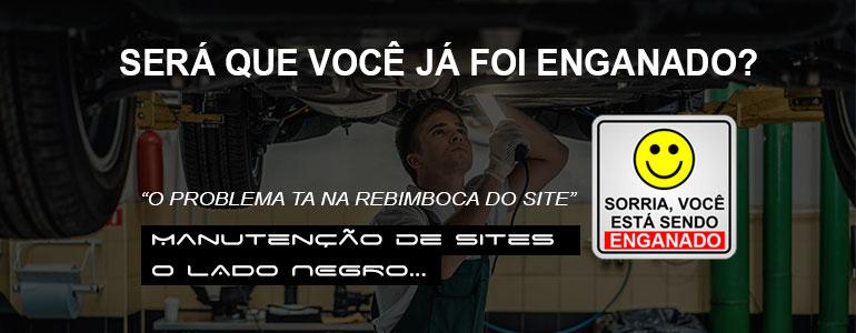 Por que fazer a manutenção do site