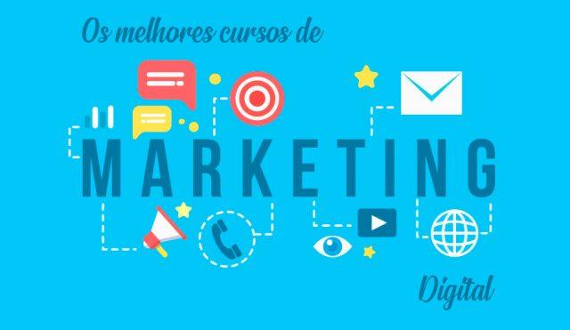 Os melhores cursos de marketing digital em 2019